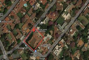 Foto de terreno habitacional en venta en pederna , jardines del pedregal, álvaro obregón, df / cdmx, 0 No. 01