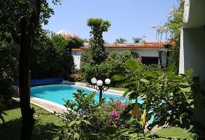 Foto de casa en renta en  , pedregal de las fuentes, jiutepec, morelos, 13459957 No. 01