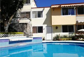 Foto de casa en condominio en venta en  , pedregal de las fuentes, jiutepec, morelos, 18099478 No. 01
