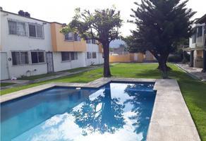 Foto de casa en condominio en venta en  , pedregal de las fuentes, jiutepec, morelos, 18101226 No. 01
