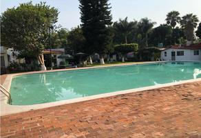 Foto de casa en condominio en venta en  , pedregal de las fuentes, jiutepec, morelos, 18103698 No. 01