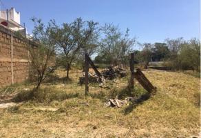 Foto de terreno habitacional en venta en pedregal de las fuentes -, pedregal de las fuentes, jiutepec, morelos, 6887916 No. 01