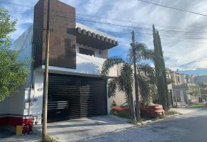 Foto de casa en venta en  , pedregal de linda vista ii, guadalupe, nuevo león, 17801285 No. 01