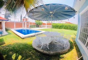 Foto de casa en renta en  , pedregal de oaxtepec, yautepec, morelos, 7199202 No. 01