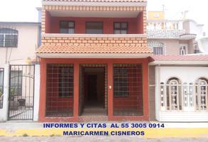 Foto de casa en renta en pedregal e atlacomulco 4, cofradía de san miguel, cuautitlán izcalli, méxico, 0 No. 01
