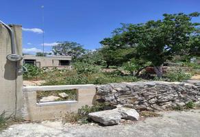 Foto de terreno habitacional en venta en  , pedregales de ciudad caucel, mérida, yucatán, 0 No. 01