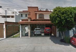 Foto de casa en renta en pedro alarcon 139, jardines vallarta, zapopan, jalisco, 6750011 No. 01