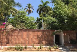 Foto de terreno comercial en venta en pedro andres sufrend , costa azul, acapulco de juárez, guerrero, 0 No. 01