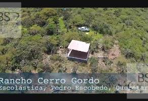 Foto de terreno habitacional en venta en  , pedro escobedo centro, pedro escobedo, querétaro, 11721230 No. 02