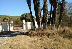 Foto de terreno habitacional en venta en  , pemex, cadereyta jiménez, nuevo león, 10127762 No. 01