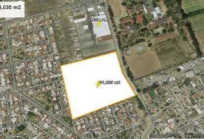 Foto de terreno habitacional en venta en pemex , lomas de san pedrito, san pedro tlaquepaque, jalisco, 6261469 No. 01