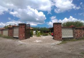 Foto de rancho en venta en peña de bernal , bernal, ezequiel montes, querétaro, 14367898 No. 01