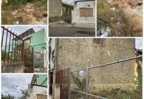 Foto de terreno habitacional en venta en peña loza , oblatos, guadalajara, jalisco, 6221655 No. 01