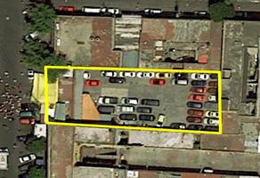Foto de terreno habitacional en venta en peralvillo , morelos, cuauhtémoc, df / cdmx, 0 No. 01