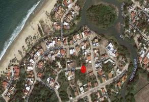 Foto de terreno habitacional en venta en perdiz , rincón de guayabitos, compostela, nayarit, 5560254 No. 01