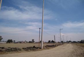 Foto de terreno habitacional en venta en perejil , san bartolo cuautlalpan, zumpango, méxico, 12928294 No. 01