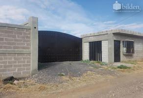 Foto de terreno habitacional en venta en periferico dgo , francisco gonzález de la vega, durango, durango, 17439911 No. 01