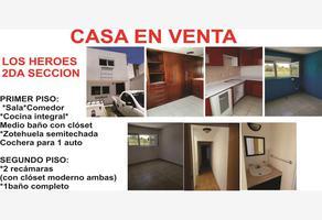 Foto de casa en venta en periferico ecologico & 14 sur 1, los héroes de puebla ii, puebla, puebla, 0 No. 01