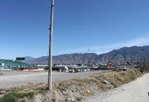 Foto de terreno comercial en venta en periférico luis echeverria alvarez , la herradura, saltillo, coahuila de zaragoza, 6371461 No. 01