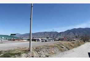 Foto de terreno comercial en venta en periférico luis echeverria alvarez , la herradura, saltillo, coahuila de zaragoza, 6373380 No. 01