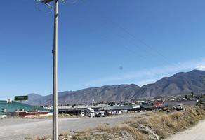 Foto de terreno comercial en venta en periférico luis echeverria alvarez , la herradura, saltillo, coahuila de zaragoza, 6804433 No. 01