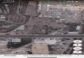 Foto de terreno comercial en venta en periférico norte 3905, los girasoles, san luis potosí, san luis potosí, 0 No. 01
