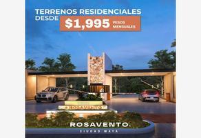 Foto de terreno habitacional en venta en periférico norte frente a universidad anáhuac , progreso de castro centro, progreso, yucatán, 0 No. 01