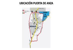 Foto de terreno habitacional en venta en periférico oriente y carretera a santa cruz , nogales centro, nogales, sonora, 0 No. 01