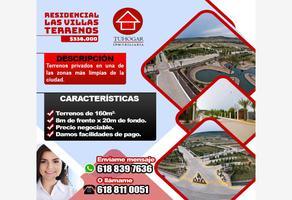 Foto de terreno habitacional en venta en periférico sur durango 1000, campestre de durango, durango, durango, 21987247 No. 01