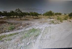 Foto de terreno habitacional en venta en  , periodistas de méxico 1 etapa, monterrey, nuevo león, 6513970 No. 01