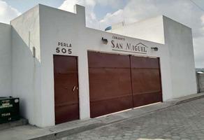 Foto de casa en renta en perla 505, chachapa, amozoc, puebla, 16237514 No. 01
