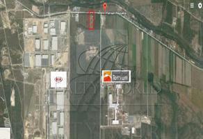 Foto de terreno industrial en venta en  , pesquería, pesquería, nuevo león, 16960312 No. 01