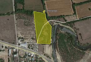 Foto de terreno habitacional en venta en  , pesquería, pesquería, nuevo león, 17749091 No. 01