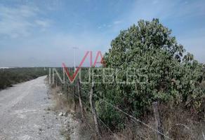Foto de terreno comercial en venta en  , pesquería, pesquería, nuevo león, 17828932 No. 01