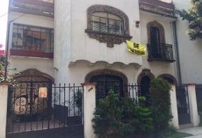 Foto de casa en venta en pestalozzi , del valle centro, benito juárez, distrito federal, 7137651 No. 01