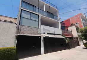 Foto de edificio en venta en petén , vertiz narvarte, benito juárez, df / cdmx, 20094641 No. 01