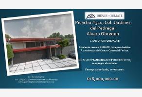 Foto de casa en venta en picacho 310, jardines del pedregal, álvaro obregón, distrito federal, 0 No. 01