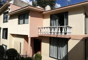 Foto de casa en venta en pichucalco 176, jardines del ajusco, tlalpan, df / cdmx, 0 No. 01
