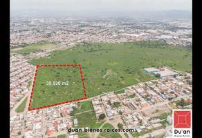 Foto de terreno habitacional en venta en pico quemado , cerrito de jerez, león, guanajuato, 16847987 No. 01