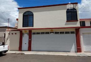 Foto de casa en renta en piñanona 100, jardines de durango, durango, durango, 9227430 No. 01