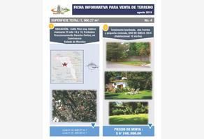 Foto de terreno habitacional en venta en pino 25, rancho cortes, cuernavaca, morelos, 16916357 No. 01
