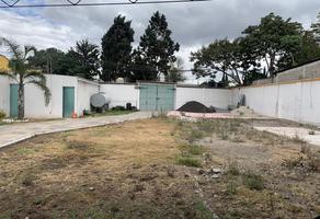 Foto de terreno habitacional en venta en pino suárez 27, santiago centro, tláhuac, df / cdmx, 0 No. 01