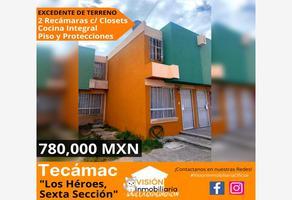 Foto de casa en venta en pino suarez 57, los héroes tecámac ii, tecámac, méxico, 0 No. 01