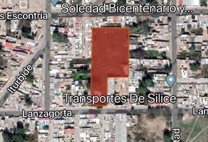 Foto de terreno habitacional en venta en  , pipila, soledad de graciano sánchez, san luis potosí, 12818452 No. 01