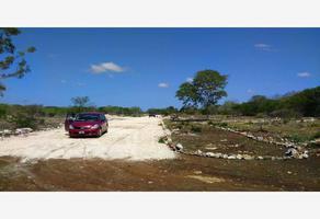 Foto de terreno comercial en venta en piramide xx, izamal, izamal, yucatán, 11451213 No. 01