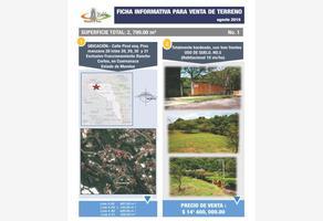 Foto de terreno habitacional en venta en pirul 28, rancho cortes, cuernavaca, morelos, 16916362 No. 01