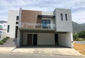 Foto de casa en venta en pirul , el encino, monterrey, nuevo león, 14442405 No. 01
