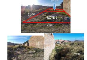 Foto de terreno habitacional en venta en pirul, fraccionamiento los pirules , santa lucía, lagos de moreno, jalisco, 6748482 No. 01