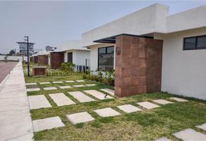 Foto de casa en venta en pirules esquina del aire , casa blanca, metepec, méxico, 0 No. 01