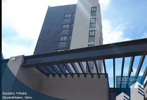 Foto de departamento en renta en piscis , balcones coloniales, querétaro, querétaro, 13987431 No. 01